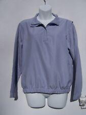 K.T. Golf by Keneth too! Women's Petite Light Purple LS Golf Windbreaker PM NWT