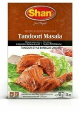 SHAN TANDOORI  SEASONING MIX MASALA SPICES 60gm/2.1oz- 6pk -FOR CHICKN BARBECUE