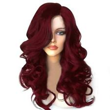 Lady Wave Long Synthetic Lace Front Wigs Lace Front Free Part High Synthetic Wig