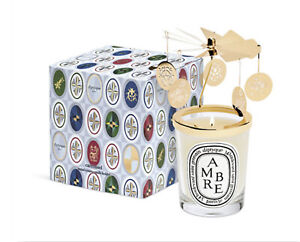 DIPTYQUE Candle Carousel 2019 SEALED for 190g (Carrousel Only) lucky charms