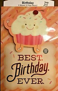 """MUSIC FRIEND BIRTHDAY CARD """"U CAN'T TOUCH THIS"""" by MC HAMMER"""