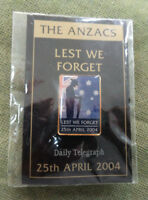 #D346.  2004  ANZAC DAY BADGE