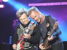 THE POLICE & STING in concert Hyde Park 2008! 60 PHOTOS! Last ever gig! not cd