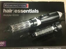 Remington Hair Care Beauty Styling accessory Airstyler Brush x2 & 3 Heat Speed
