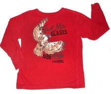 Gap Kids Boys Red Flying HAWK  LS Shirt Gap Boys Shirt L 10