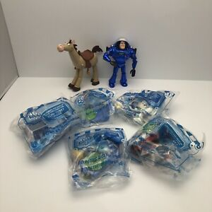 Toy Story McDonald's Happy Meal Lot