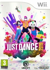 Wii - Just Dance Series - 1 2 3 4 / Kids / Best / Disney Same Day Dispatch - VGC