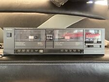 Technics RS-T16 Stereo Double Cassette Deck Vintage Tested Working