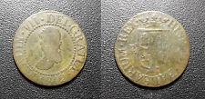 Espagne - Ferdinand VII - Majorca - 12 dineros 1812 - C#L51