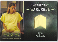 Arrow Season 3 Wardrobe Costume Card M22 Lyla Muchaels