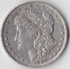 "1902 ""Morgan"" Dollar-STATI UNITI PHILADELPHIA Menta - 0.900 Argento"