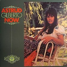 ASTRUD GILBERTO Now DEODATO Perception Records SEALED VINYL RECORD LP