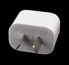 AU Plug USB Wall Charger Power TA  Adapter for iphone 6 Plus/6/5S/5/4/4S/ipad