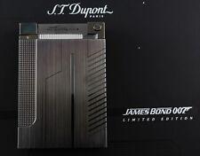 S.T. DUPONT JAMES BOND 007 PVD GUN METAL TABLE LIGHTER JEROBOAM 2004