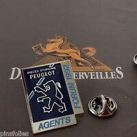 Pin's Folies *** Demons et Merveilles Automobile Peugeot Forum 92 Non signé