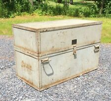 WWII U.S. Navy chest for Mark 5 type 1 diving helmet