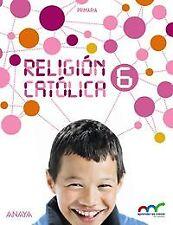 (AND).(15).RELIGION CATOLICA 6ºPRIMARIA. ENVÍO URGENTE (ESPAÑA)