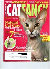 Cat Fancy Magazine ~ June 2013~ Sphynx, Donskoy, Peterbald