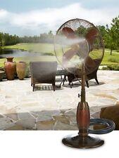 Outdoor Misting Fan Deco Breeze Fans Commercial Misting Fan Ventilator Fan New