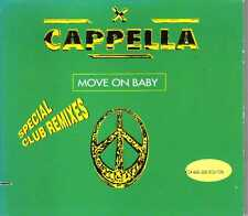 Cappella - Move On Baby (Special Club Remixes) - CDM - 1994 - Digipack 4TR
