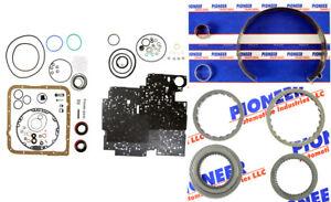 Auto Trans Master Rebuild Kit  Pioneer  753081