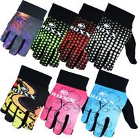 Cycling winter Gloves Full Finger Touchscreen Tip Thermal Warm Sublimation Print