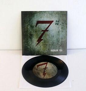 "ALKALINE TRIO this addiction , dine dine my darling 7"" vinyl Record"