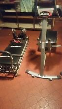 pilates power gym, and AbCoaster. both slightly used