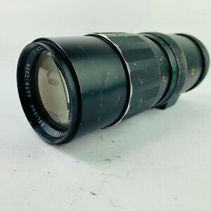 Soligor Camera Lens Auto-Zoom f/4.5 90-230 Minolta MD Mount