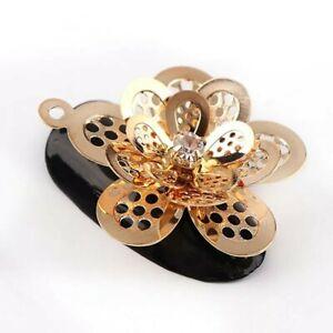 5x 3D Nail Art Flower Rhinestone Acrylic Nail  Jewellery Manicure