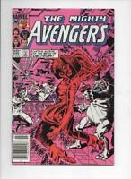 AVENGERS #245, VF/NM, Captain America, Captain Marvel, 1963 1984, Marvel