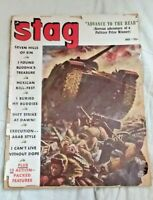 "STAG~vol.2 #4-dec.1951--rare early issue of this ""men's adventure type"" mag"