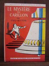 Nouvelle Bibliothèque Rose/Enid Blyton: Le mystère du Carillon