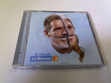 "CD ""EL DISC DE LA MARATO TV3 2015"" CD 20 TRACKS MACACO LOS SECRETOS NIÑA PASTORI"