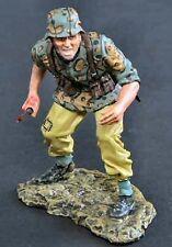 THOMAS GUNN WW2 GERMAN AFRIKA KORPS GC003B FIGHT TO THE DEATH MIB