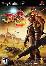 Jak 3 (Sony PlayStation 2, 2004) PS2 Video Game Complete W/ Manual Ships Free!