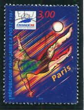 TIMBRE FRANCE OBLITERE N° 3077 FRANCE 98 FOOTBALL /