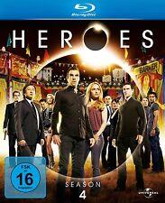 Heroes - Season 4 [Blu-ray] Neu/OVP
