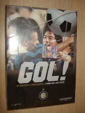DVD GOL N ° 14 VON MAZZOLA IBRAHIM ICH 3000 GOL DELL'INTER SEALED NEU