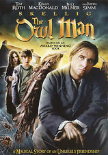 NEW DVD // Skellig: The Owl Man - John Simm, Kelly MacDonald, Bill Milner