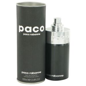 Paco Rabanne Paco Eau de Toilette EDT For Men 100 ml Spray