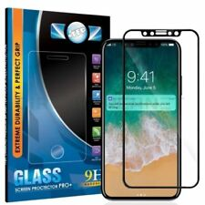 Black Mobile Phone Screen Protectors for Apple iPhone 8 Plus