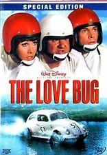 Love Bug 0786936192445 With Dean Jones DVD Region 1
