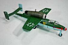 Fertigmodell Flugzeug Metallmodell - Heinkel He 162 Salamander     - 1:72