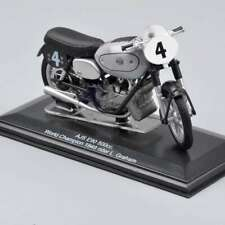 New 1/22 Scale World Champion 1949  NO.4 AJS ITALERI E90 500cc Motorcycle Model