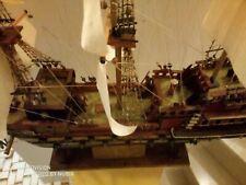 Segelschiff modell holz