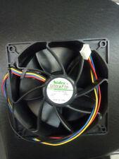 NIDEC W12E12BS11B5-57 DC 12V 1.65A 4PIN Large air volume Cooling Fan