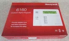 Ademco / Honeywell 6160 Security Alpha Display Keypad. Brand New. Free Shipping.
