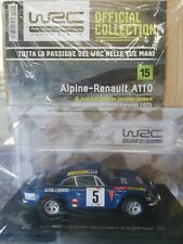 1:24 ALPINE RENAULT A110   THERIER-JAUBERT RALLY DE PORTUGAL  1973 FIA WRC