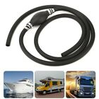 Fuel Line Hose 3/8in Alcohol Resistant Material Marine Fuel Gas Line For RV